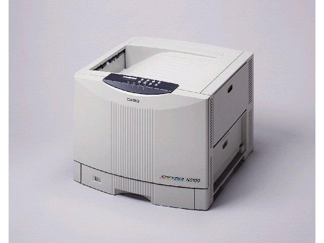 カシオ(Casio) カラープリンタ SPEEDIA N5100
