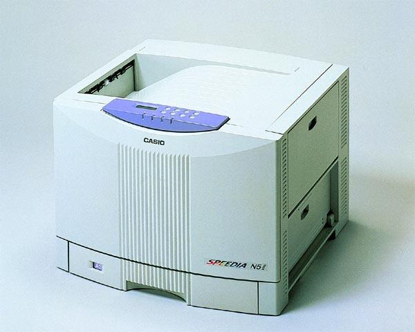 カシオ(Casio) カラープリンタ SPEEDIA N5II