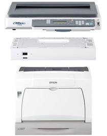 エプソン(Epson) A3カラープリンタ LP-M50HC6
