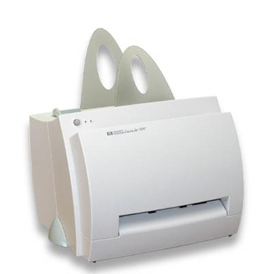 HP(ヒューレット・パッカード) モノクロプリンタ LaserJet 1100Ax