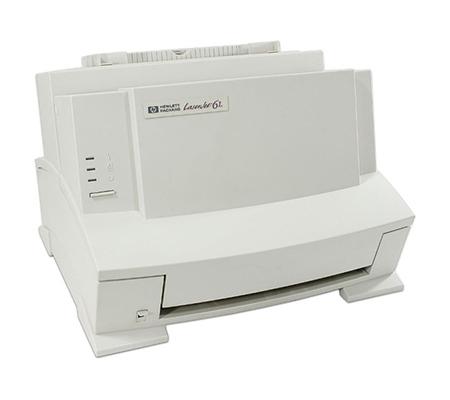 HP(ヒューレット・パッカード) モノクロプリンタ LaserJet 6L