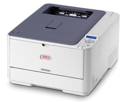 沖データ(OKI) カラープリンタ COREFIDO (コアフィード) C510dn