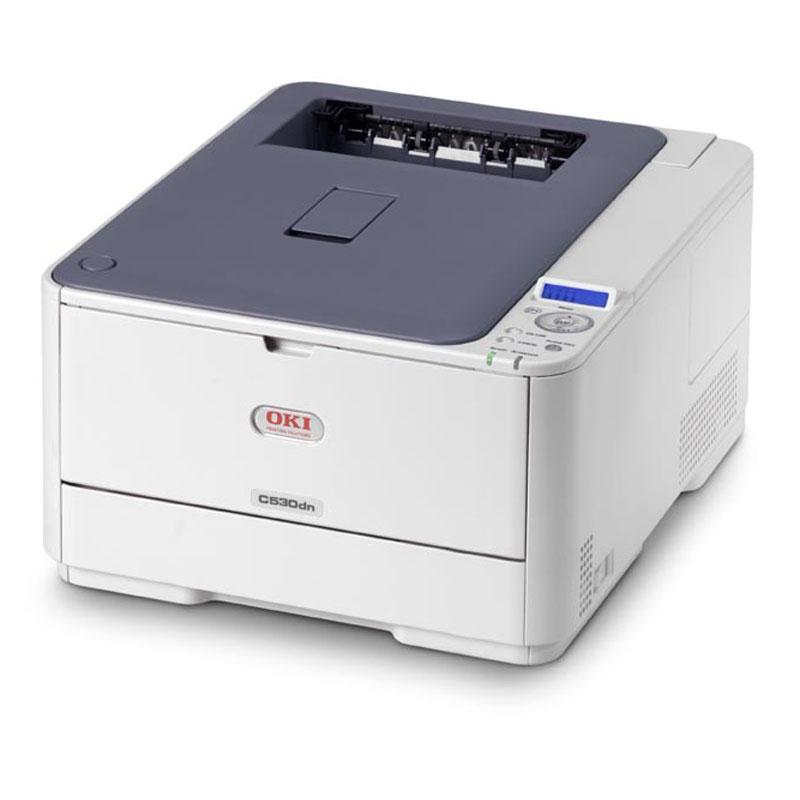沖データ(OKI) カラープリンタ COREFIDO (コアフィード) C530dn