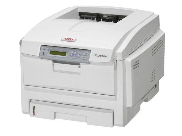 沖データ(OKI) カラープリンタ C5900dn