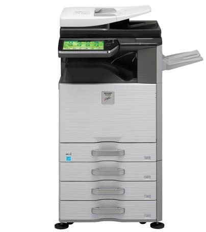 シャープ(Sharp) カラー複合機 MX-2610FN
