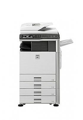 シャープ(Sharp) カラー複合機 MX-4101FN