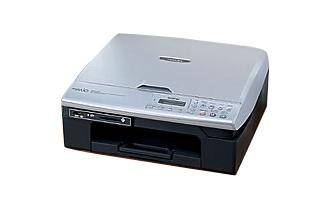 ブラザー(Brother) インクジェットプリンタ DCP-110C
