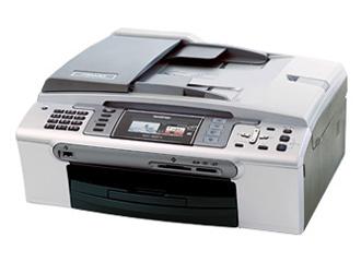 ブラザー(Brother) インクジェットプリンタ MFC-480CN