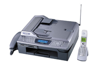 ブラザー(Brother) インクジェットプリンタ MFC-620CLN