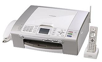 ブラザー(Brother) インクジェットプリンタ MFC-630CD
