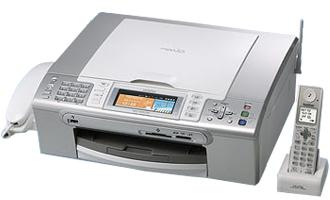 ブラザー(Brother) インクジェットプリンタ MFC-850CDN