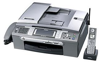 ブラザー(Brother) インクジェットプリンタ MFC-860CDN