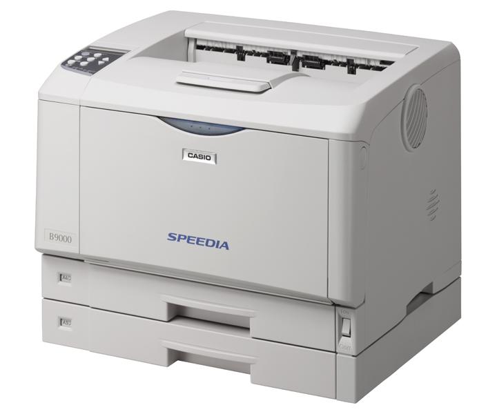 カシオ(Casio) モノクロプリンタ SPEEDIA B9000