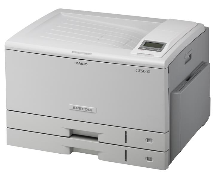 カシオ(Casio) カラープリンタ SPEEDIA GE5000