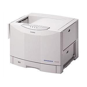 カシオ(Casio) カラープリンタ SPEEDIA N6000