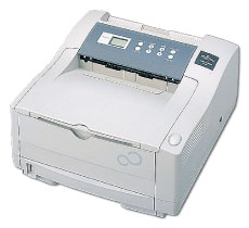 富士通(Fujitsu) A4モノクロプリンタ Printia LASER XL-2300G