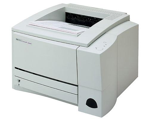 HP(ヒューレット・パッカード) モノクロプリンタ LaserJet 2100se