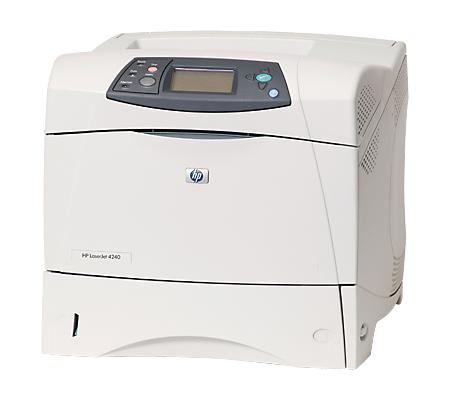 HP(ヒューレット・パッカード) モノクロプリンタ LaserJet 4240n