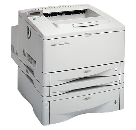 HP(ヒューレット・パッカード) モノクロプリンタ LaserJet 5000gn