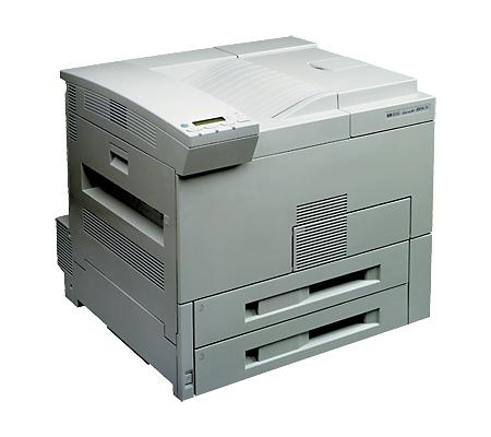 HP(ヒューレット・パッカード) モノクロプリンタ LaserJet 8100n