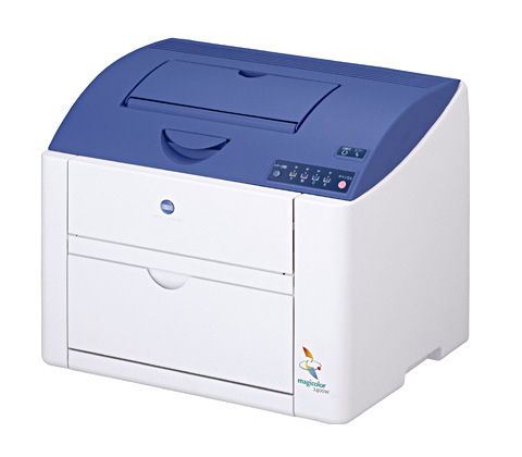 コニカミノルタ(Minolta) カラープリンタ magicolor 2400W