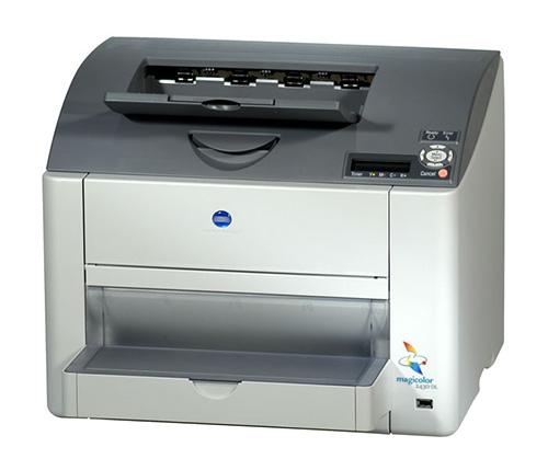 コニカミノルタ(Minolta) カラープリンタ magicolor 2430DL
