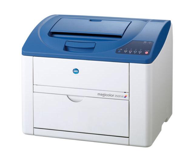 コニカミノルタ(Minolta) カラープリンタ magicolor 2500W