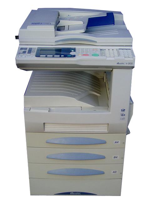 ムラテック(Muratec) FAX V-2200