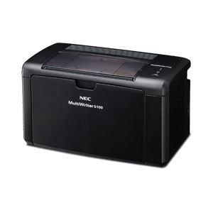 NEC(エヌイーシー) A4モノクロプリンタ MultiWriter 5100