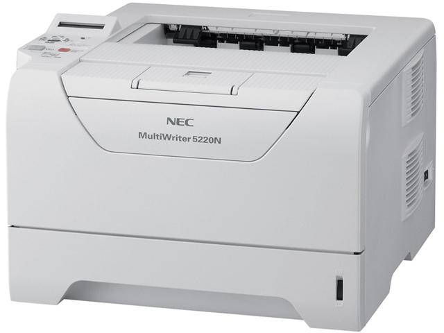 NEC(エヌイーシー) A4モノクロプリンタ MultiWriter 5220N