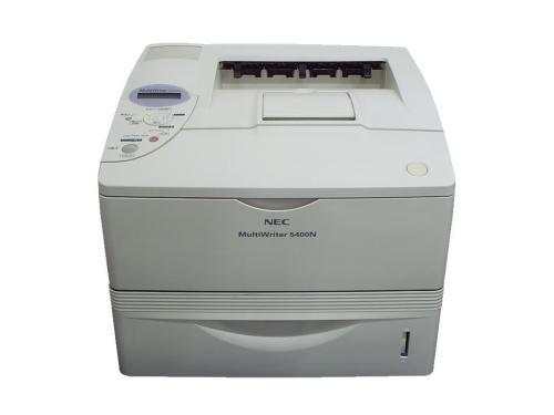 NEC(エヌイーシー) A4モノクロプリンタ MultiWriter 5400N
