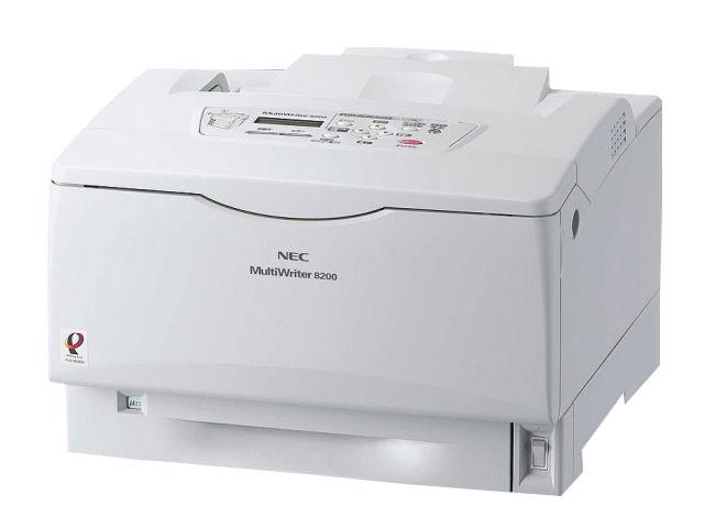 NEC(エヌイーシー) A3モノクロプリンタ MultiWriter 8200