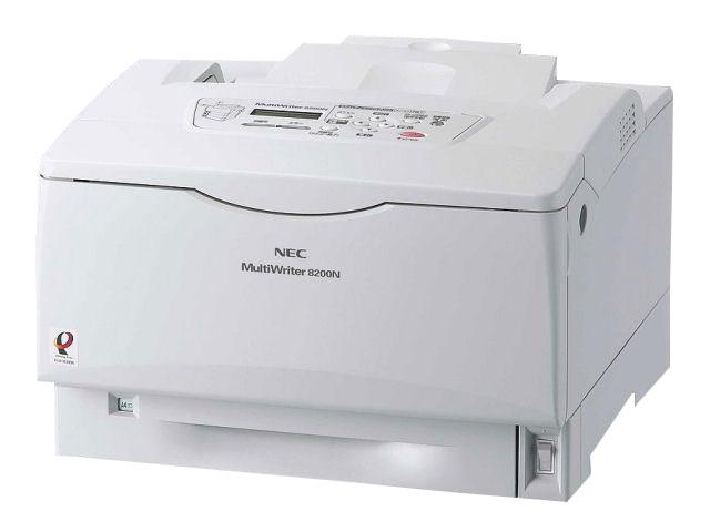 NEC(エヌイーシー) A3モノクロプリンタ MultiWriter 8200N