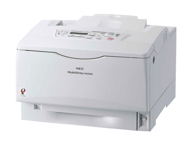 NEC(エヌイーシー) A3モノクロプリンタ MultiWriter 8400N