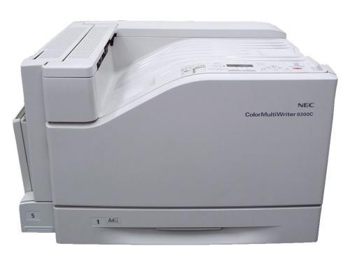 NEC(エヌイーシー) A3カラープリンタ Color MultiWriter 9300C