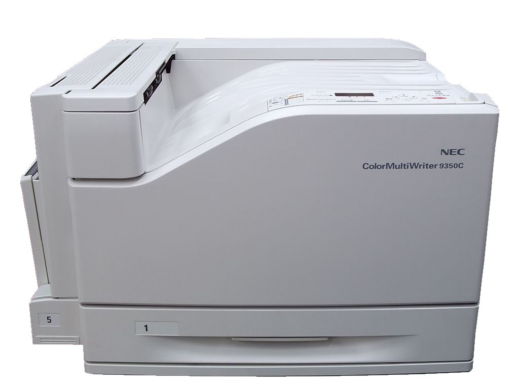 NEC(エヌイーシー) A3カラープリンタ Color MultiWriter 9350C