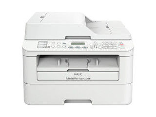 NEC(エヌイーシー) A4モノクロプリンタ MultiWriter 200F(PR-L200F)