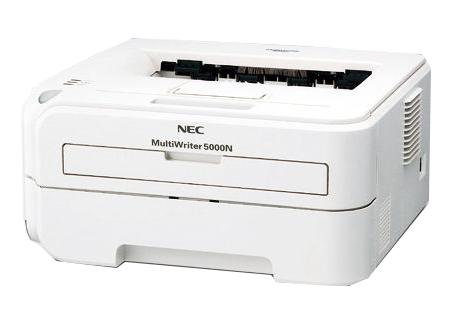 NEC(エヌイーシー) A4モノクロプリンタ MultiWriter 5000N (PR-L5000N)