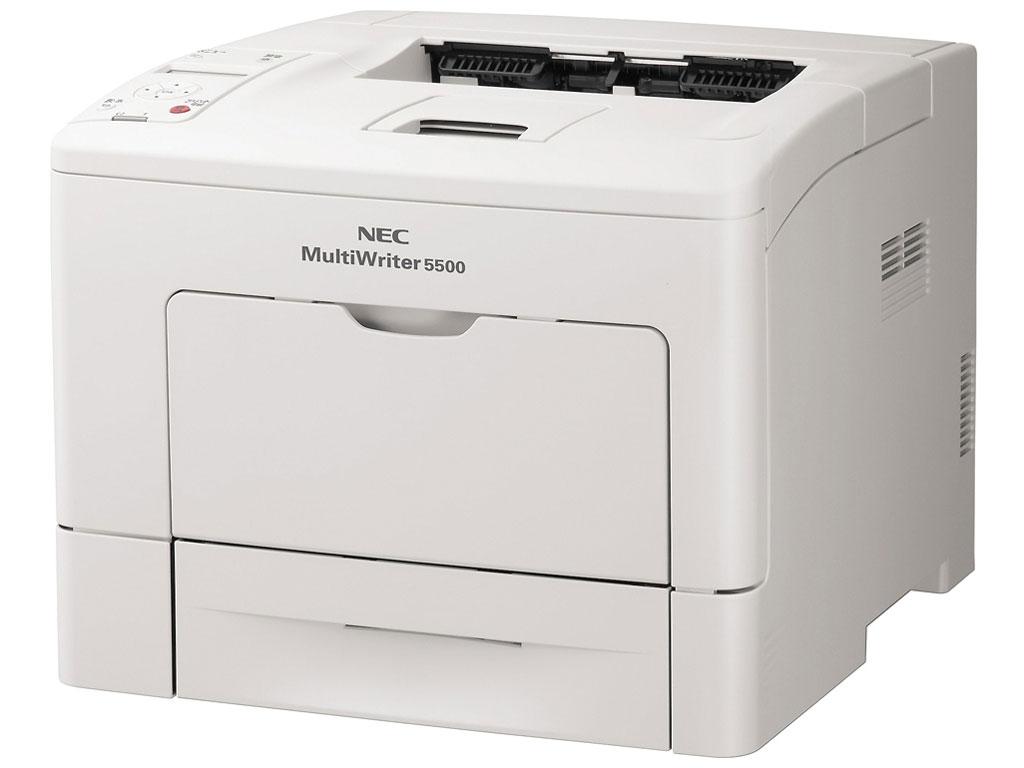 NEC(エヌイーシー) A4モノクロプリンタ MultiWriter 5500 (PR-L5500)