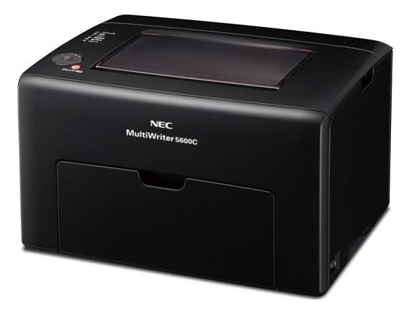 NEC(エヌイーシー) A4カラープリンタ MultiWriter 5600C(PR-L5600C)