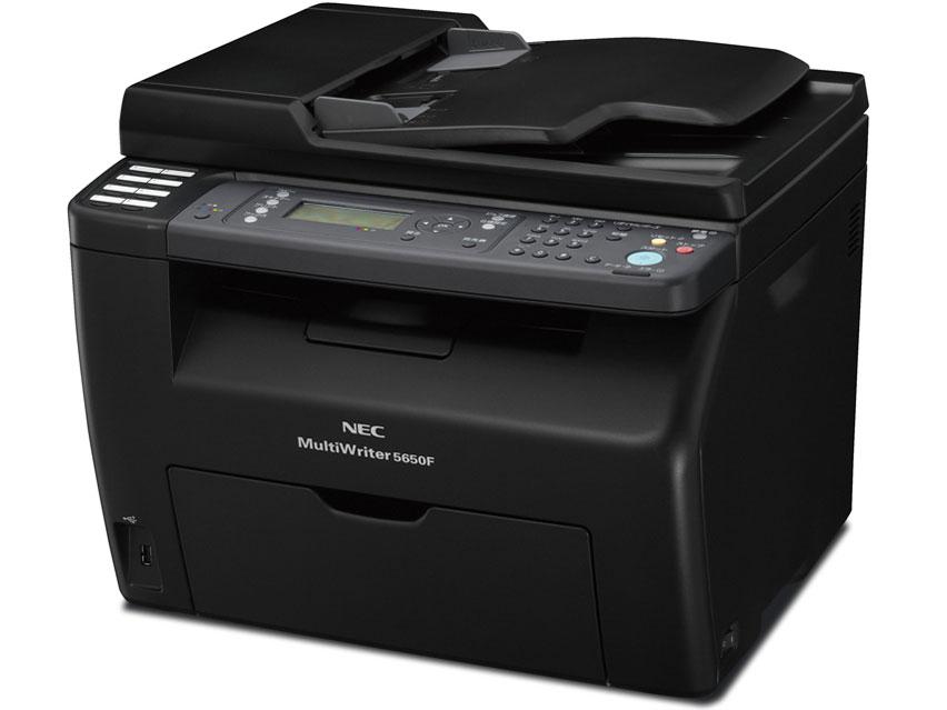 NEC(エヌイーシー) A4カラープリンタ MultiWriter 5650F(PR-L5650F)