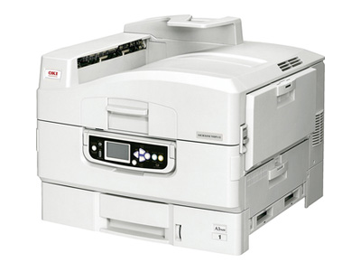 沖データ(OKI) カラープリンタ MICROLINE 9600PS