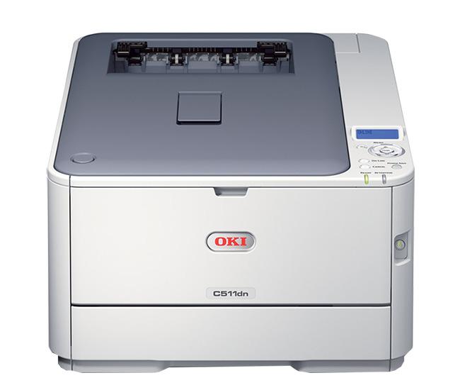 沖データ(OKI) カラープリンタ COREFIDO (コアフィード) C511dn