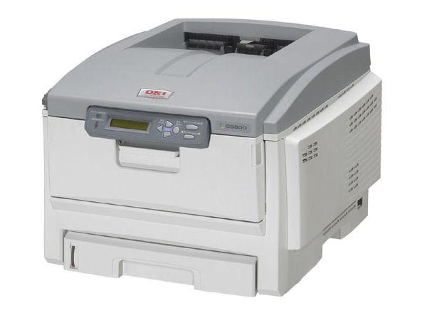沖データ(OKI) カラープリンタ C5800n
