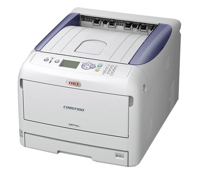 沖データ(OKI) カラープリンタ COREFIDO (コアフィード) C811dn
