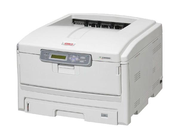 沖データ(OKI) カラープリンタ C8600dn
