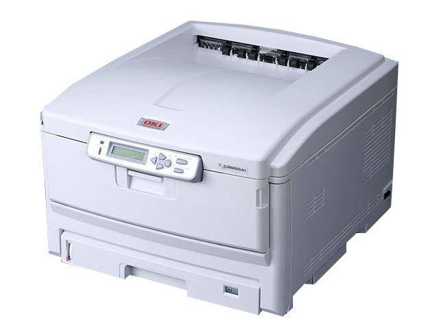 沖データ(OKI) カラープリンタ C8650dn