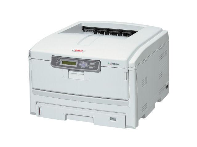 沖データ(OKI) カラープリンタ C8800dn