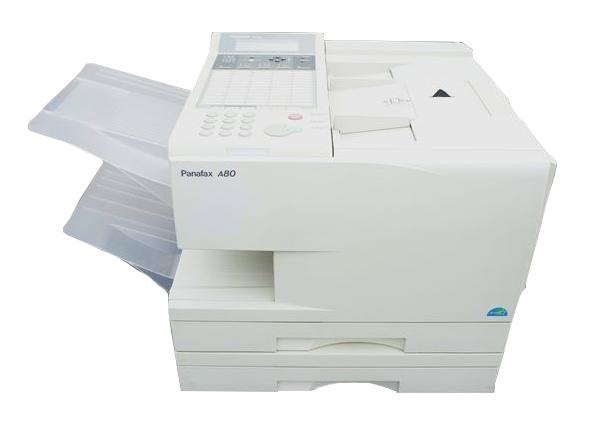 パナソニック(Panasonic) FAX Panafax UF-A80