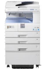リコー(Ricoh) モノクロ複合機 imagio MP1600